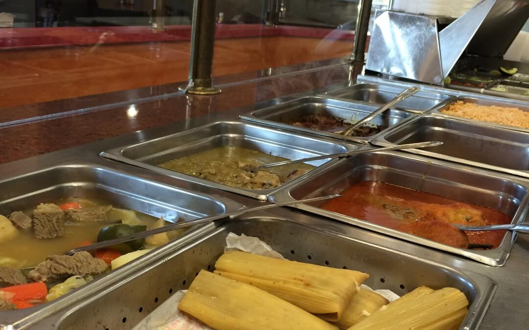 Mexican Food SCV |Food for the entire family!| Las Delicias Golden Valley