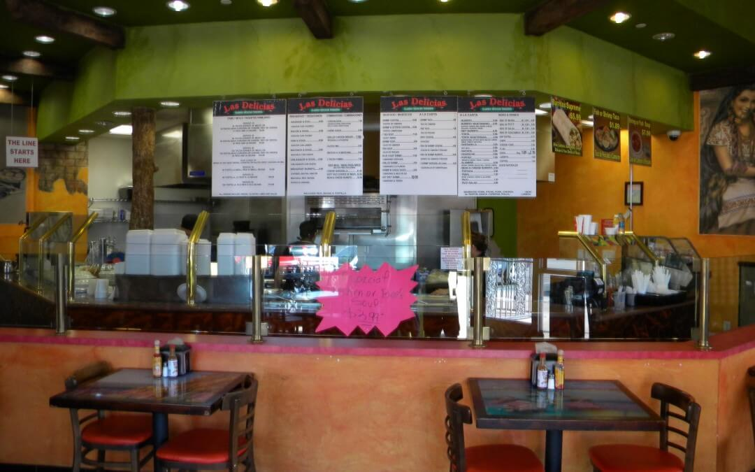 Restaurants SCV | Las Delicias | Mexican food