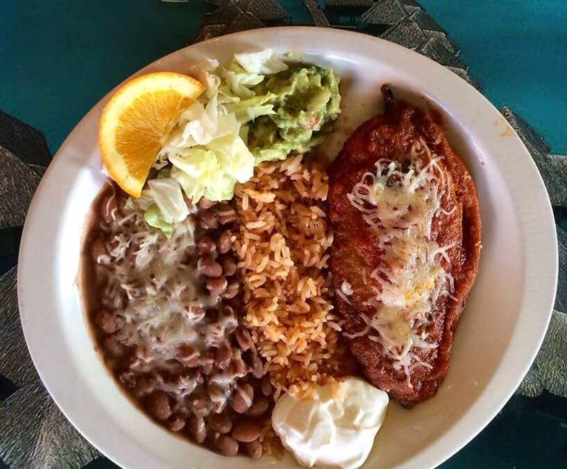 What's for Lunch? The Best Mexican Food in SCV