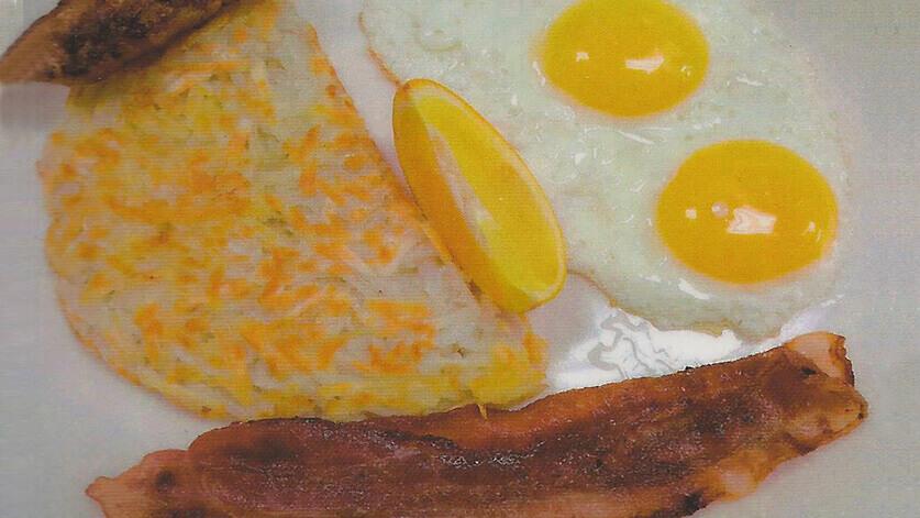 Open For Breakfast!   Las Delicias SCV