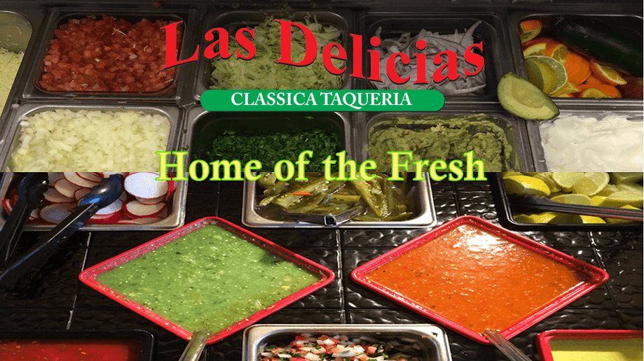 Breakfast, Lunch, and Dinner, Las Delicias Golden Valley Road
