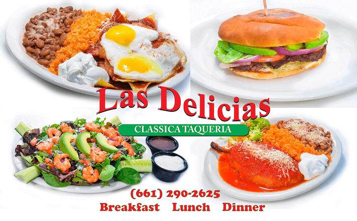 Las Delicias Classica Taqueria – Golden Valley – Best Breakfast – Lunch – Dinner