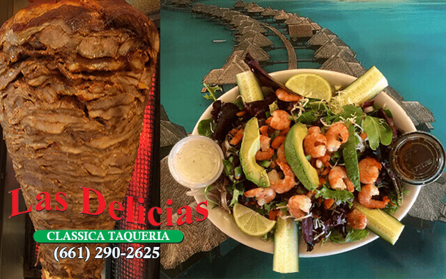 Las Delicias Golden Valley SCV Best Authentic Mexican and Seafood