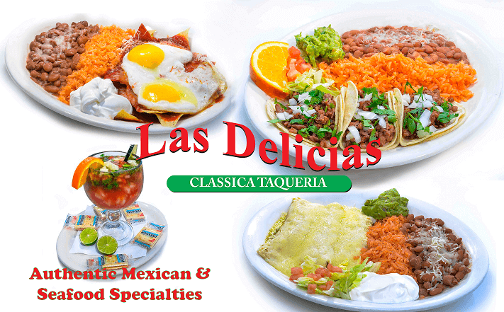 Saturday 3-10-18 Las Delicias Golden Valley Eat In, Take Out, Order Online