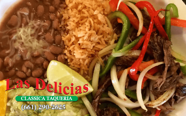 Dine In, or Order Online – Las Delicias Golden Valley – Catering Too