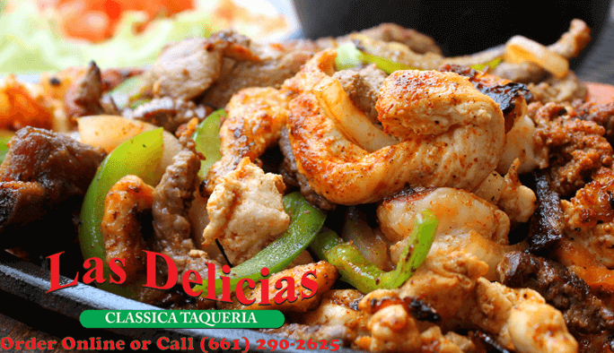 Authentic Food For Authentic people – Las Delicias Golden Valley – Easy Online Ordering!