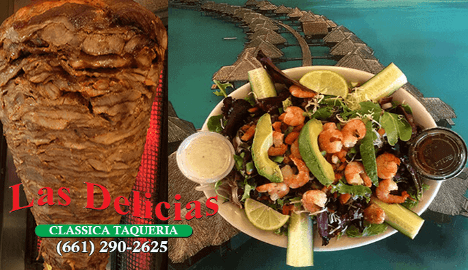Breakfast, Lunch Or Dinner, We Have You Covered! – Las Delicias Golden Valley (Order Online)
