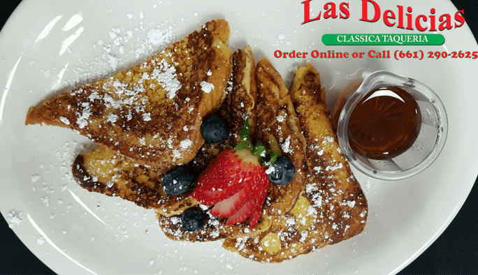 Grab Some Breakfast On The Work! – Las Delicias Golden Valley (Order Online)