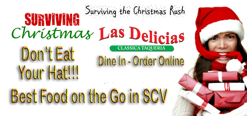 Holiday Shopping – Mexican Food Specialties – Las Delicias Golden Valley Road