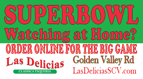 Super Bowl at Home? Order Online for the Game