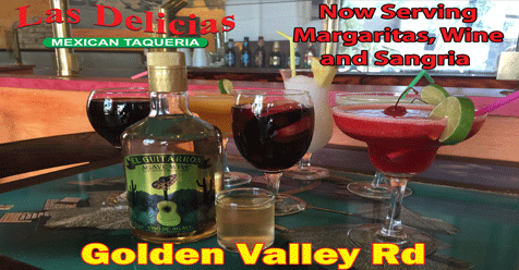 Breakfast – Lunch or Dinner – Always Fresh – Las Delicias Golden Valley Road