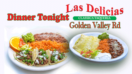 Las Delicias Golden Valley, Visit us today