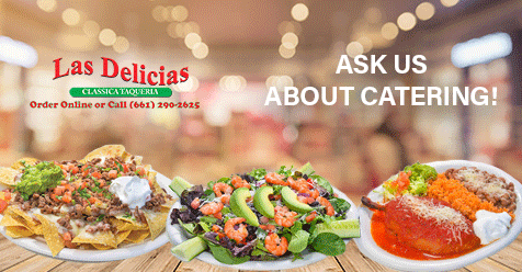 Have your Next Event Catered by Us! | Las Delicias