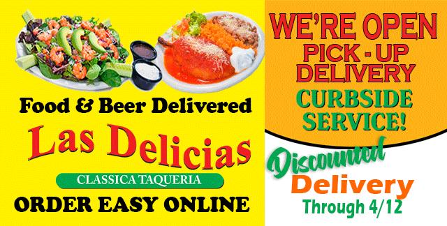 Las Delicias Golden Valley – Dinner Tonight