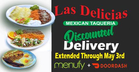 Discounted Delivery Extended – Las Delicias Golden Valley