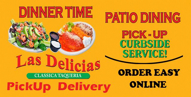 Las Delicias Golden Valley Road | Let's Eat