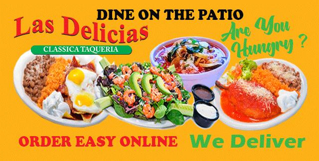 Right Here at Las Delicias Golden Valley Road
