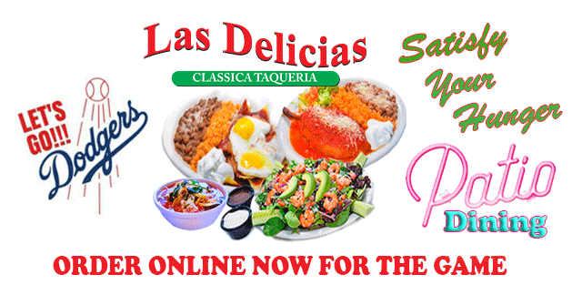 Las Delicias Golden Valley | Food For the Game Order Now