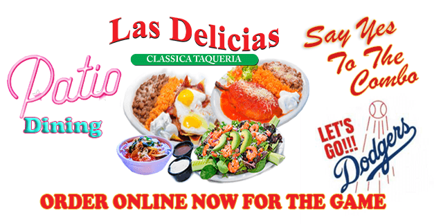 Say Yes to The Combo | Las Delicias Golden Valley Rd