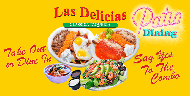Las Delicias Golden Valley Rd is Home of The Fresh