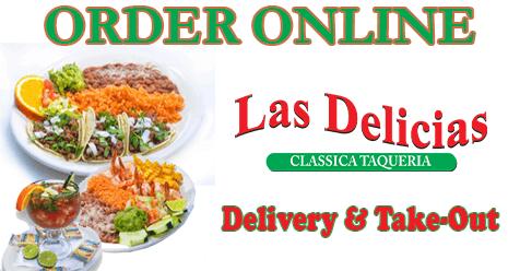 Las Delicias Golden Valley Road | Best Online Ordering Special