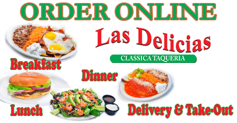 Pick it Up or Get it Delivered | Best Mexican Food in SCV