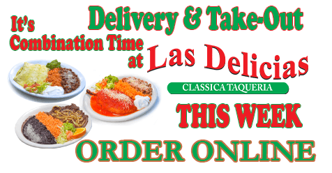 Combo Time This Week in SCV | Las Delicias Golden Valley Road