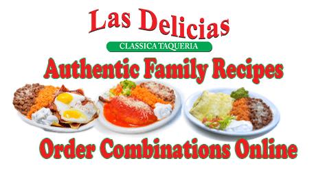 Family Recipes with Tradition | Las Delicias Golden Valley Road