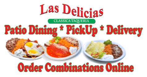 Las Delicias Golden Valley Road | Recipes with Tradition