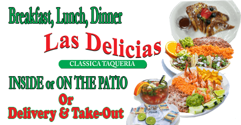 Breakfast, Lunch or Dinner | Patio, Inside, Take Out or Delivery