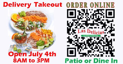Las Delicias Golden Valley Road | Open July 4th
