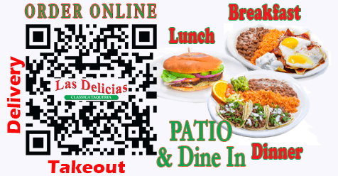 Perfect Breakfast, Lunch and Dinner   Golden Valley Road Las Delicias