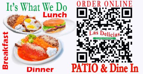 It's What We Do |  Las Delicias Golden Valley Road