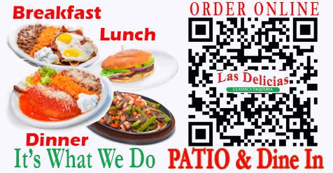 Best Mex – It's What We Do    Las Delicias Golden Valley Road